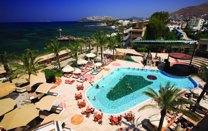 Sundance Resort Hotel Bodrum